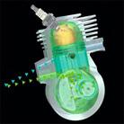 STIHL 2-MIX-Motor mit Spülvorlage