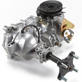 Aufsitzrasenmäher John Deere Z345M Hydro-Gear EZT-Getriebe