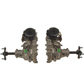 Aufsitzrasenmäher John Deere Z345M Hydro-Schaltgetriebe