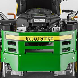 Aufsitzrasenmäher John Deere Z345M Motor