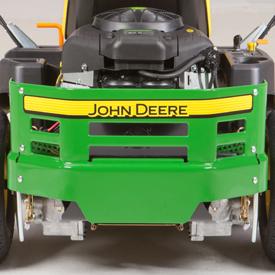 Aufsitzrasenmäher John Deere Z345M Tiefliegend im Fahrzeug eingebautes Hydrostatikgetriebe