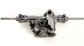 Rasentraktor John Deere X350R Transaxle-Einheit Kanzaki® K46