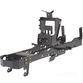 Rasentraktor John Deere X350R Verstärkter Rahmen