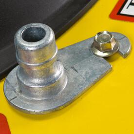 Rasentraktor John Deere X350R Waschanschluss