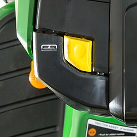 Aufsitzrasenmäher John Deere X584 Hydraulik-Hubhebel