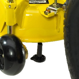 Rasentraktor John Deere X380 Werkzeug zur Horizontalausrichtung
