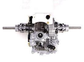 Aufsitzrasenmäher John Deere X590 Hydrostatikgetriebe