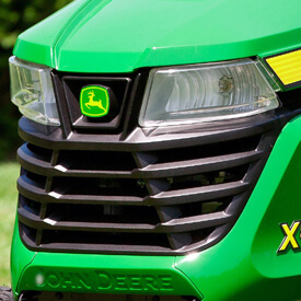 Aufsitzrasenmäher John Deere X590 Qualitativ hochwertige Scheinwerfer