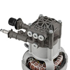 Hochdruckpumpe aus Aluminium