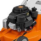 Kawasaki-Motor mit OHV
