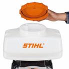 14-Liter-Behälter mit großer Einfüllöffnung