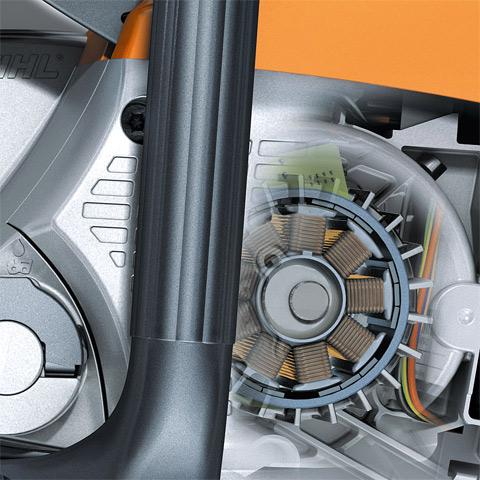 EC-Motor STIHL MSA 161 T